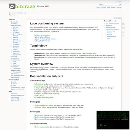doc:lps:index [Bitcraze Wiki]