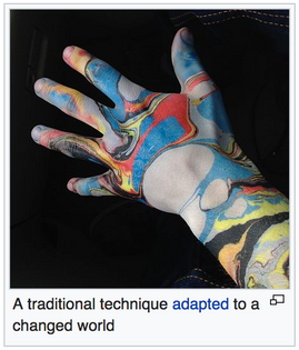 a traditional technique