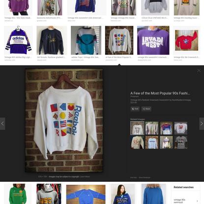 vintage 80s sweatshirt - Google Search