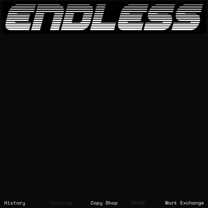 Endless Editions