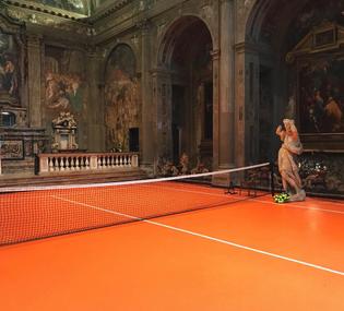 tennis in san paolo converso, milan