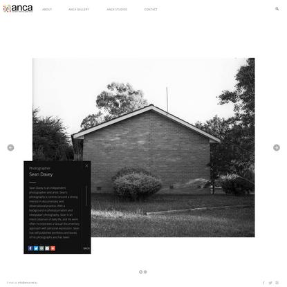 ANCA | Sean Davey
