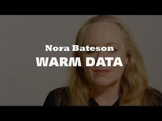 Nora Bateson on Warm Data