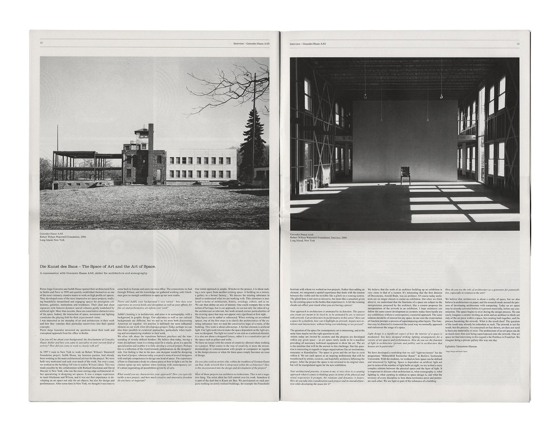 Galerie Ben Kaufmann, Magazin