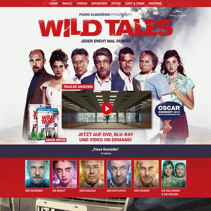 Wild Tales - Jetzt auf DVD, Blu-rayund Video On Demand! - Offizielle Webseite