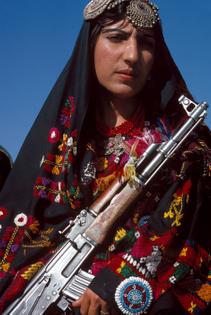 A. Abbas AFGHANISTAN Kabul 1986