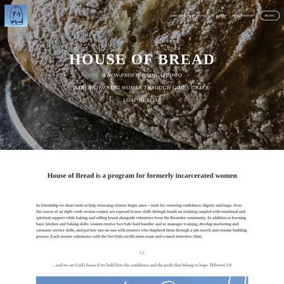 %House of Bread