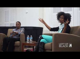 Left of Black with Hortense Spillers and Alexis Pauline Gumbs