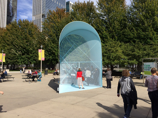 Summer Vault, 2015-2016. Paul Preissner Architects, Independent Architecture.