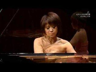 Rachmaninov: Piano Sonata No.2 - Yuja Wang