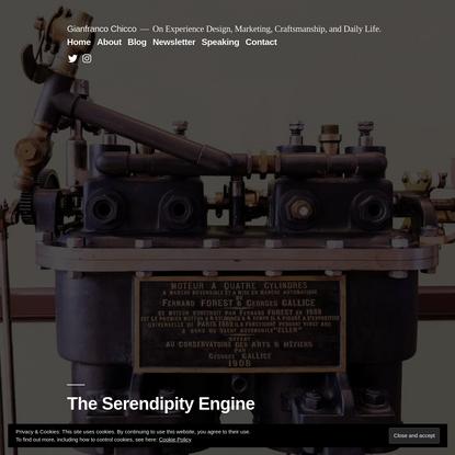 The Serendipity Engine