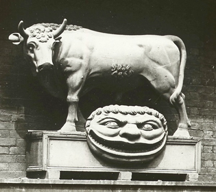 Bull & Mouth in Aldgate