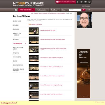 Lecture Videos