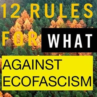 12 - Against Ecofascism w/ Green AntiCapitalist Front by 12 Rules For WHAT