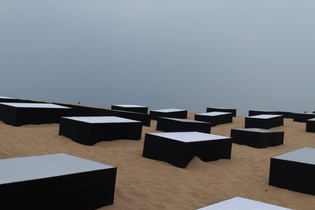 S.A.T - Installation by Romain Tardy