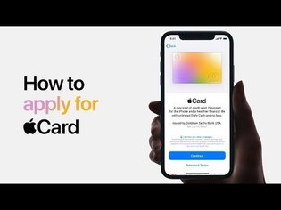 Apple Card - How to apply - Apple