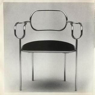 Shiro Kuramata, 01 Chair (1979)