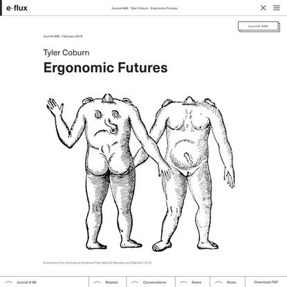 Ergonomic Futures