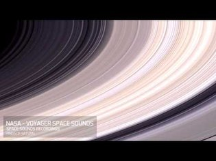 NASA Voyager Space Sounds - Rings Of Saturn
