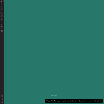 Colourco.de - find your colour palette