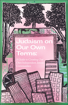 Judaism on Your Own Terms Guidebook