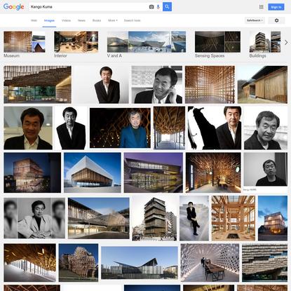 Kengo Kuma - Google Search