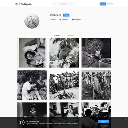 @sabbbeth * Instagram photos and videos