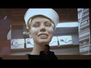 Benjamin Bratton. Design, Philosophy and A.I. 2016