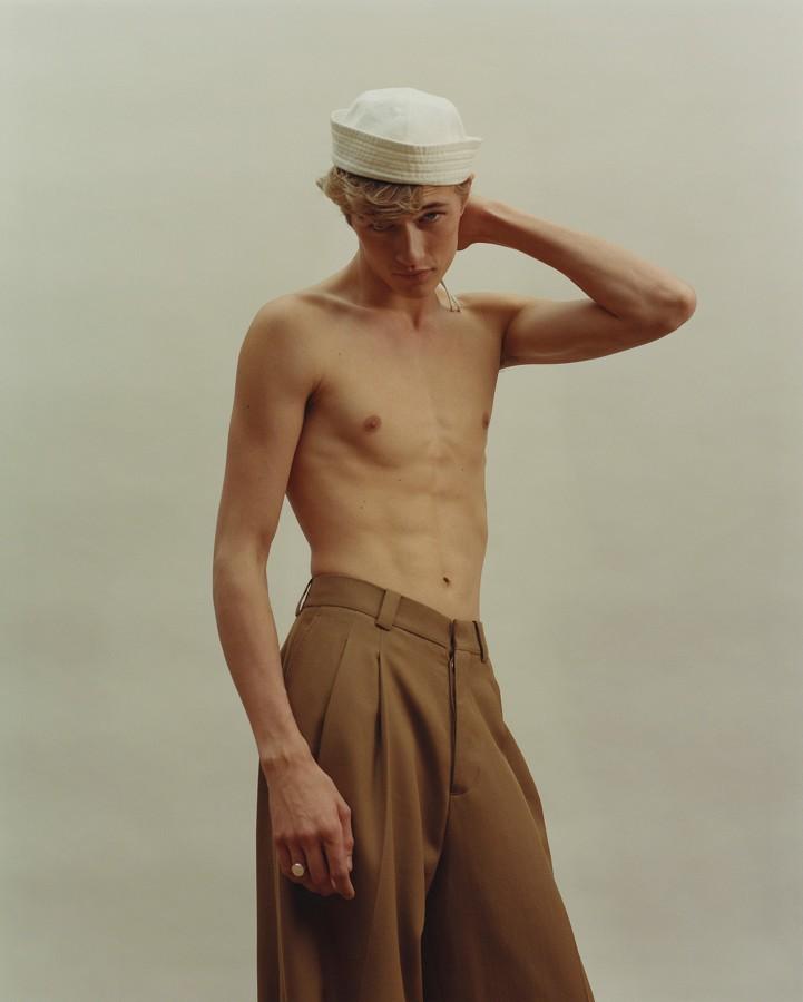 Man | Boy | Pastel | Model | People | Model | LuckyBlueSmith | Yellow | Sunlight (tumblr_of1t6yuxbl1qcvru5o1_1280.jpg)