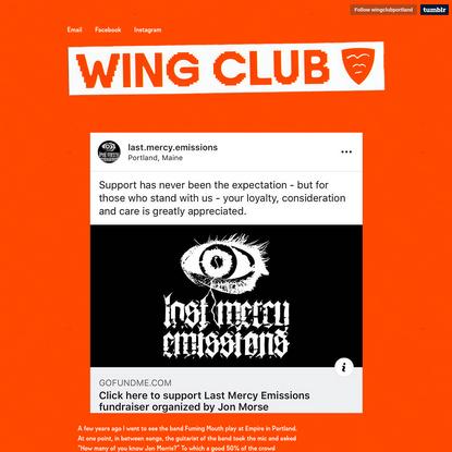 Wing Club