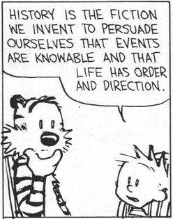 Bill Watterson - Calvin and Hobbes - History