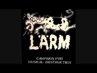 Lärm - Campaign For Musical Destruction LP Full Album (1984)