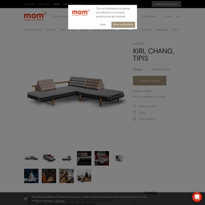 KIRI, CHANG, TIPIS - MOBELLA   MOM