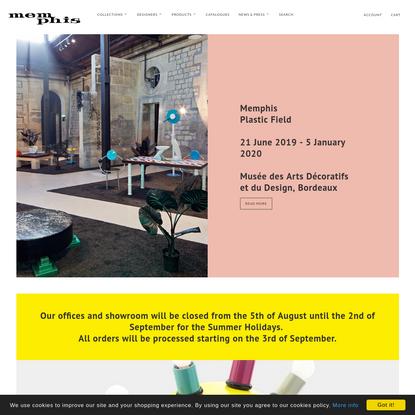 Memphis Milano, Italian design and architecture group