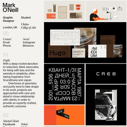 Mark O'Neill Studio