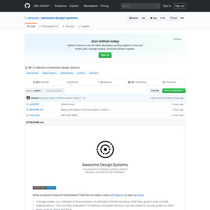 alexpate/awesome-design-systems