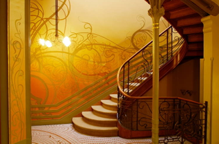 Major Town Houses of the Architect Victor Horta (1890s)