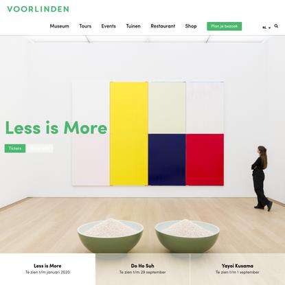Home - Museum Voorlinden