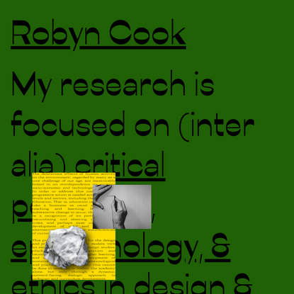 Robyn Cook