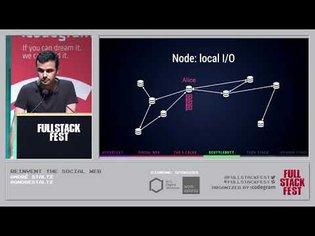 Reinvent the social web - André Staltz