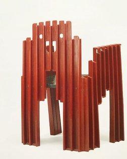Friday: Gaetano Pesce, Prospect Park Chair, 1989.
