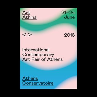 The international contemporary art fair of Athens runs until Sunday. Not to be missed. * @art_athina at the Athens Conservat...
