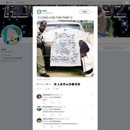 breh on Twitter