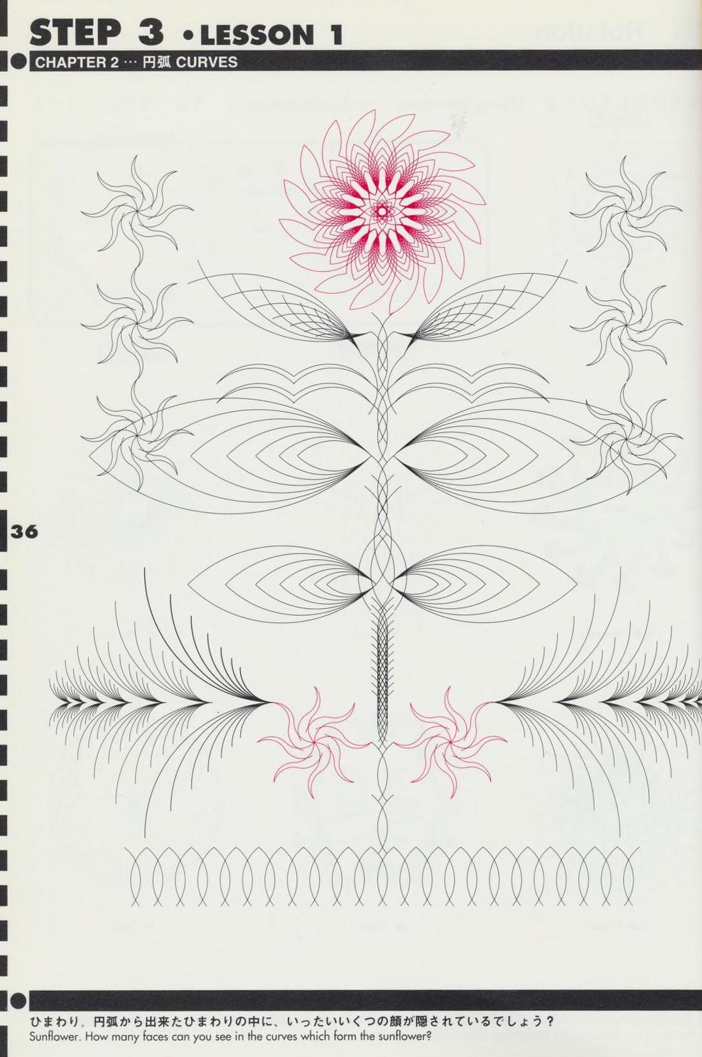 Osamu Sato, Sunflower, 1993