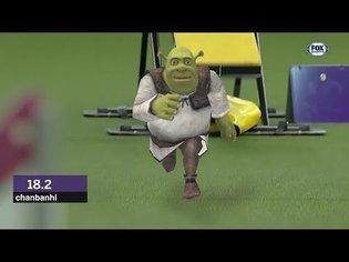 Shrek absolutely destroys Westminster agility championship - YouTube