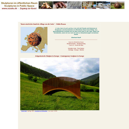 zuzuku - Zugang zu modernen Kunstwerken