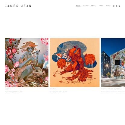 2017 - James Jean