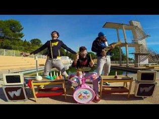 SMELLS LIKE TEEN SPIRIT - NIRVANA // ROCK'N'TOYS SESSIONS #12 - THE WACKIDS - YouTube