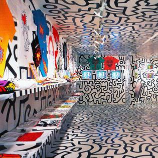 Keith Haring / Pop Shop
