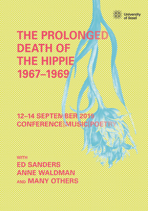 The Prolonged Death of the Hippie 1967-1969 Conference Bookley